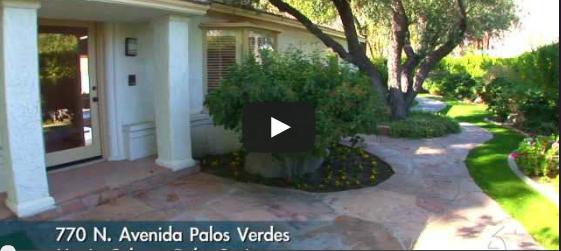 770 N Avenida Palos Verdes Palm Springs CA 92262