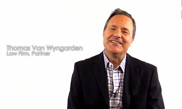 Client Testimonial - Thomas Lee Van Wyngarden